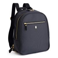 Wholesale Small Baby Backpack Diaper Bag, Black – Stylish and compact, fits all essentials from china suppliers