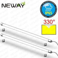 Buy cheap 20W 4FT 1550-2050LM IP65 Waterproof LED T8 Fluorescent Tube Dia. 40MM Linear LED Ceiling Tube Light Daylight White 4000K from wholesalers