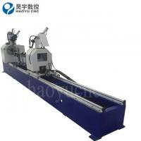 Buy cheap Steel Pipe Flange Double Torch Circular Seam Welding Machine from wholesalers