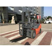 Buy cheap 1-3t Lpg Gasoline Forklift Truck With Nissank25 EPA Engine 55L Fuel Tank Capacity from wholesalers