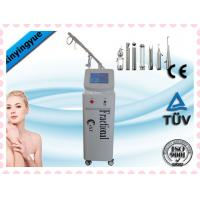 Buy cheap 40W 10600 nm RF Metal Tube Fractional Co2 Laser For Acne Scars / Vaginal Treatment from wholesalers