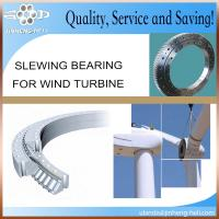 Slewing ring bearing for wind turbines solar power panels 013.40.1000 Manufactures