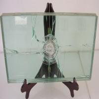 Buy cheap High Safty bullet-proof glass with cheap price but high quality laminated glass from wholesalers