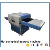 Buy cheap New type for wholesale china factory pneumatic automatic digital hot foil stamping machine for all fabric factory22C from wholesalers