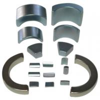 Buy cheap Rare Earth Electric Motor Magnets Parts for Electrical Machinery from wholesalers