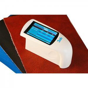 China Portable Gloss Meter 20 60 85 degree with big range 0.1gu 2000 gu PC software NHG268 on sale
