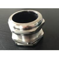 Buy cheap SS304 Stainless Steel Waterproof Cable Gland For Unarmoured Cable G3 Inch Thread Size product