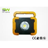 Buy cheap Yellow Color Led Rechargeable Cordless Work Light USB Output Regular Design from wholesalers