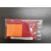 Wholesale CAS 16294 75 0 Solvent Orange 63 Fluorescent Red GG Density 1.49g/cm³ from china suppliers