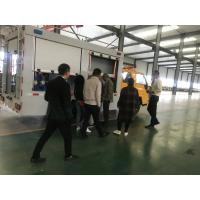 China Metal or Aluminum Alloy Industrial Motorized Automatic Overhead Roller Shutter Door on sale