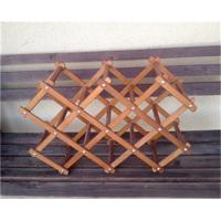 Buy cheap Wooden Wine Rack from wholesalers