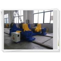 CE Standard Fixed Self  Aligned Pipe Turning Rolls For 100t Weldments Manufactures
