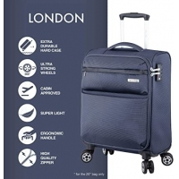 Buy cheap Luggage Set With Spinner Goodyear Wheels - Built-In TSA Lock - Set of 3 Pieces from wholesalers