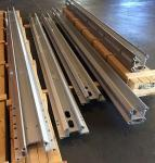 Buy cheap Tunnel Drilling Feed Beam Aluminium Extruded Profiles from wholesalers