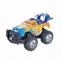Buy cheap 2012 New Item RC Car with 4 Channels High-speed from wholesalers