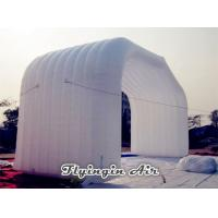Buy cheap Inflatable Cover Tent for Concert Inflatable Tunnel Tent for Music Festival from wholesalers