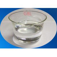 Buy cheap Organic Solvents Sex Enhancing Drugs CAS 96-48-0 γ Butyrolactone GBL Clear Colorless Liquid from wholesalers
