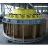 Buy cheap 0.1MW - 30MW Low Head Kaplan Hydro Turbine / Kaplan Water turbine with Fixed Blades from wholesalers