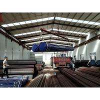 EN10216 T12 P91 Hot Rolled Steel Tube 1mm - 120mm Wall Thickness PE Coated