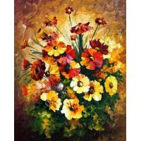 Buy cheap Flower Oil Painting Wholesale Stretched Canvas from wholesalers