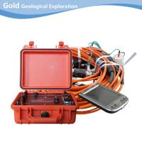 Buy cheap Multi-electrode Distributed Cable Connected Resistivity And IP Survey System from wholesalers