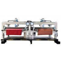 China Horizontal quilting embroidery machine on sale
