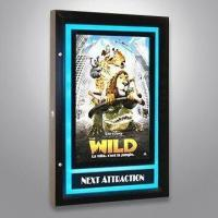 Buy cheap Super Slim LED Light Box for Cinema with Lock to Protect Movie Posters and Easy to Change Posters from wholesalers