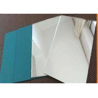 Buy cheap Safety Decorative Silver Mirror Glass Sheet 4mm 5mm 6mm Thickness For Bathroom from wholesalers