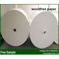 Buy cheap Yellow Color Book Paper from wholesalers