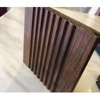 Buy cheap Outdoor Durable Waterproof Plywood Deck Noise Reduction 1860x139x20mm Size from wholesalers