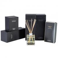 Buy cheap Classic Scented Candle And Diffuser Set Durable Fragrant Natural Glass Jar Reed Diffuser product