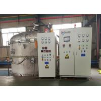 Powder Metallurgy Vacuum Sintering Furnace Induction Type For Copper Tungsten Alloy