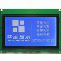Buy cheap 240 x 128 Cob Graphic LCD Module from wholesalers