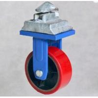 Buy cheap 10 Inch Shipping Container Caster / Removable Cargo Container Wheels from wholesalers