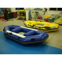 Buy cheap PVC Materials Inflatable Thwarts Foot Pump Inflatable Sports Boat On the Lake from wholesalers