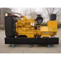 Buy cheap Three phase open type diesel generator powered by cummins engine from wholesalers