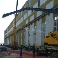 Buy cheap Light Large-Span Steel Structural Buildings for Workshop, Warehouse from wholesalers