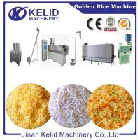 Fully Automatic artificial rice food extruder making machine