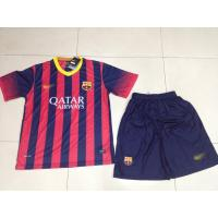 Buy cheap sell 2014 Barcelona soccers player new design Home & Away jerseys football trainning wears from wholesalers