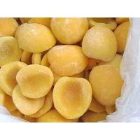 Buy cheap Frozen Yellow Peach from wholesalers