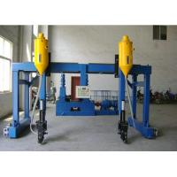 Buy cheap Fillet Welding H-Beam Production Line Of Saw Welding Machine , 800mm Flange Height from wholesalers