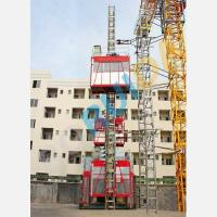 Buy cheap OEM Single or Double Cage CH2000 Rack And Pinion Hoists Construction Material Lift Equipment from wholesalers