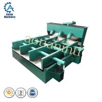 Buy cheap Series GPS high frequency electromagnetic vibrating screen, Strong vibration intensity ,High capacity . from wholesalers