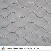 Buy cheap Hexagonal Wire Netting/Hex Decorative Wire Mesh|Used for  Fencing Gabion from wholesalers