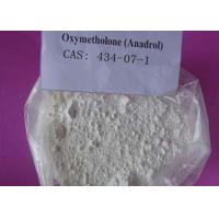 Wholesale Bodybuilding Oral Anabolic Steroids Oxymetholone / Anadrol for muscle bulking and gain weight from china suppliers