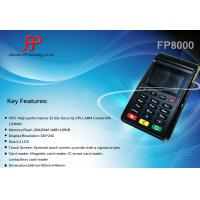 Buy cheap New production New8210 gprs/wifi/ethernet loyalty card pos system with smart card reader/msr/nfc from wholesalers