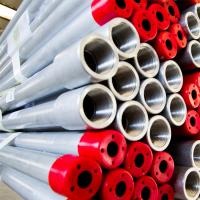 Buy cheap external threaded tube aluminium alloy tube wire conduit tube product