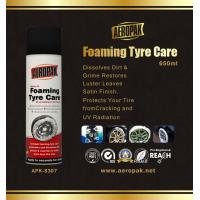 Buy cheap Tyre Shine automotive cleaning products , High Gloss Professional Car Cleaning Products from wholesalers