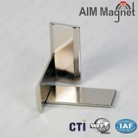 Buy cheap N48 industry application 15.88x 6.35x1.58mm ndfeb magnets manufacturer from wholesalers