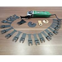 Buy cheap Quick Release Saw Oscillating Multi Tool Blades Set With Fast Cutting Efficiency from wholesalers